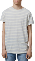 Selected Homme Pure Short Sleeve Striped T-shirt