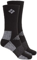 Columbia Wool Hiking Socks - 2-Pack, Crew (For Women)