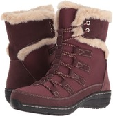 Aetrex Berries Short Lace-Up Boot Women's Cold Weather Boots