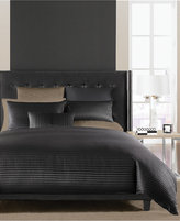 Hotel Collection Onyx King Duvet Cover