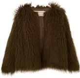 Samsoe & Samsoe Green Coat for Women