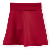 Hybrid Wine A-Line Skirt - Toddler & Girls