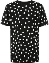 Stampd dots print T-shirt - women - Cotton - S
