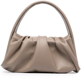 Themoire Hera vegetal leather bag