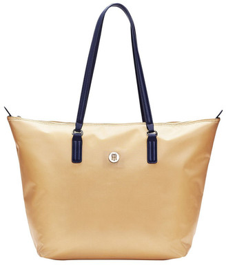 Tommy Hilfiger Nylon Zipped Tote