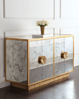 Horchow Erin Mirrored Sideboard