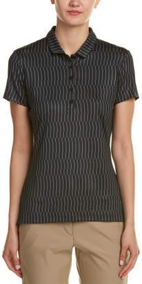 Nike Women's Dry Icon Print Polo Shirt