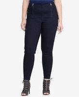 Lauren Ralph Lauren Plus Size Stretch Skinny Pants