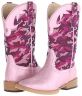 Roper Square Toe Girlie Camo (Toddler/Little Kid)