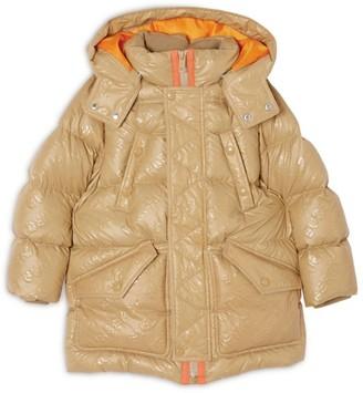 Burberry Kids Detachable Hood Puffer Coat (3-12 Years)