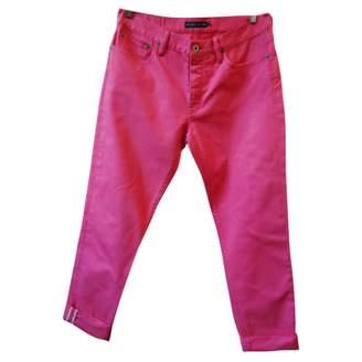 Ralph Lauren Pink Denim - Jeans Trousers