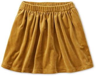 Tea Collection Velour Twirl Skirt