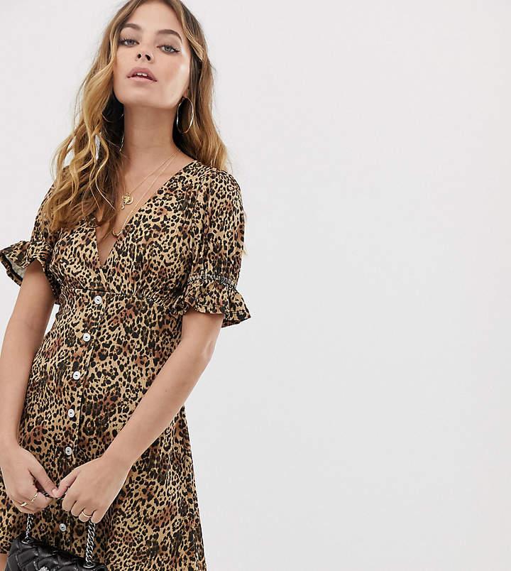 d28a439d253 Asos Animal Print Dresses - ShopStyle UK