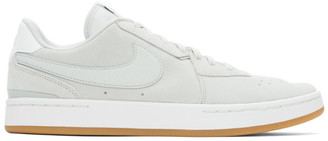 Nike Green Court Blanc Sneakers