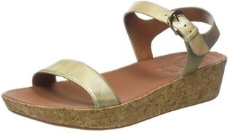 FitFlop Women's Bon II Back-Strap Sandals Medical Professional Shoe