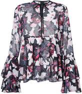 Romance Was Born 'Magnolia Blossom' ruffle top - women - Polyester - 8