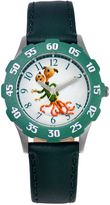 Disney Pixar Monsters University Terri & Terry Juniors' Leather Watch