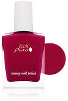 100% Pure 100 Pure Creamy Nail Polish