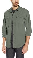 Calvin Klein Jeans Men's Garment Dyed Aviator