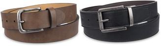 Dickies Men's 2 Belts in a Box Gift Set
