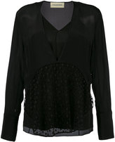 By Malene Birger 'Divoska' blouse - women - Polyester/Silk - 36