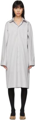 Maison Margiela Grey Double Arm Dress