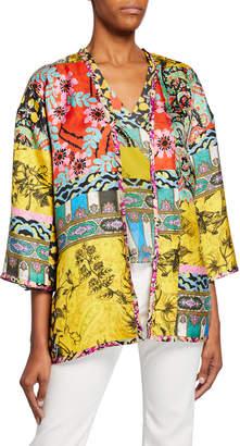Etro Reversible Paisley Collage Jacket