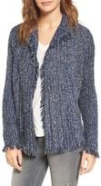 Velvet by Graham & Spencer Women's Melange Knit Cardigan