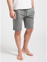 Paul Smith Jersey Cotton Lounge Shorts, Grey