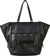 Jerome Dreyfuss Sac Serge in calfskin