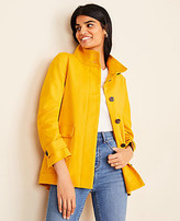 Ann Taylor Petite Swing Trench Coat