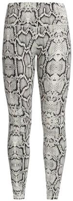 Varley Century Python Leggings