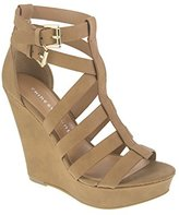 Chinese Laundry Women's Mali Oil Wedge Sandal