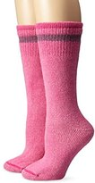Wigwam Women's Super Boot Heavyweight Boot Sock Two-Pack