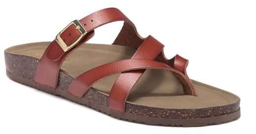 Madden-Girl Bartlet Slide Thong Sandal