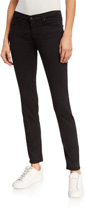 AG Jeans The Prima Low-Rise Cigarette Jeans