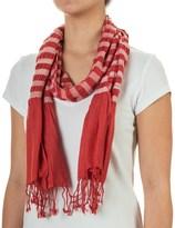 Aventura Clothing Penn Striped Scarf (For Women)