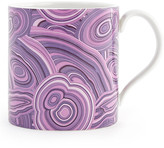 Jonathan Adler Malachite Mug - Purple