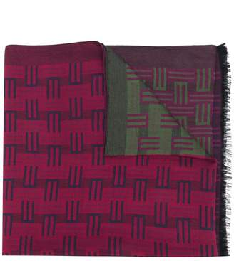 Etro long printed scarf