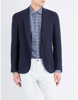 Boglioli Irish Regular-fit Linen Jacket