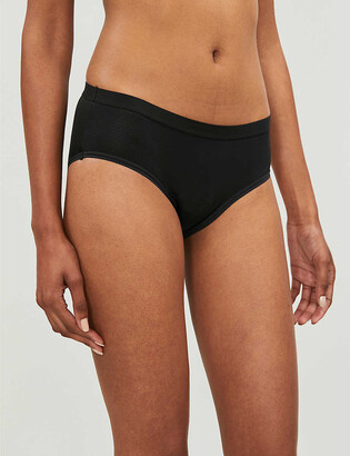 THINX air Hiphugger stretch-jersey briefs