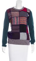 See by Chloe Wool-Blend Knit Sweater