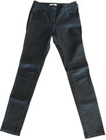 Givenchy Coated canvas jeans
