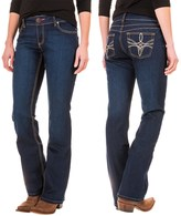 Wrangler Mae Booty-Up Bootcut Jeans (For Women)