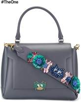 Anya Hindmarch 'arcade' embellished medium tote