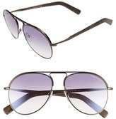 Tom Ford 'Cody' 56mm Aviator Sunglasses