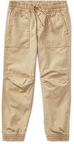 Ralph Lauren 2-7 Cotton Ripstop Jogger