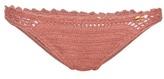 She Made Me Essential Cheeky crochet bikini briefs