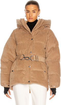 Cordova Mammoth Jacket in Cedarwood | FWRD