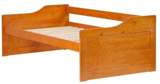 Palace Imports 100% Solid Wood Rio Twin Day Bed, Honey Pine
